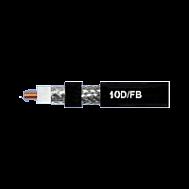 Кабель коаксиальный 10D/FB PVC