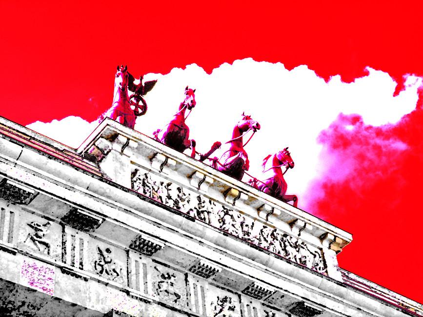 Himmel über Berlin