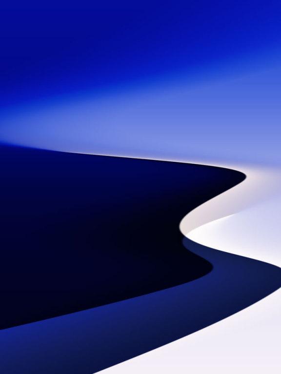 Blaue Düne