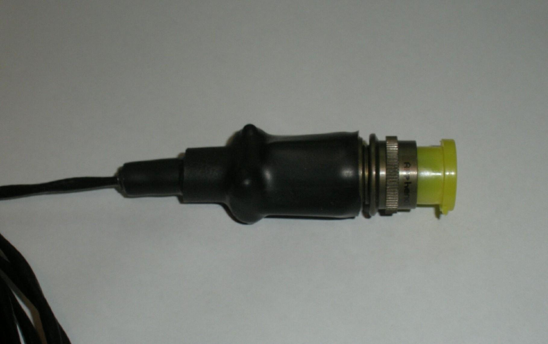 разъем MIL-C-5015 в защитном пыльнике