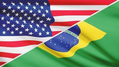 États-Unis-Brésil : rôle mondial, dynamiques territoriales