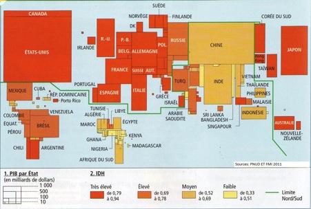 Clés de lecture d'un monde complexe Des cartes pour comprendre le monde