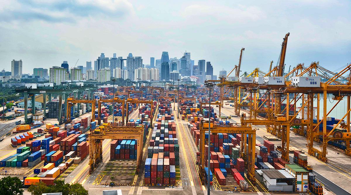 Les dynamiques de la mondialisation, fonctionnement et territoires: Des territoires inégalement intégrés à la mondialisation