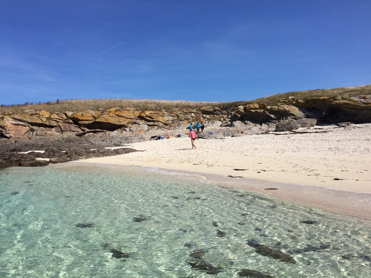 La plage de Litiri