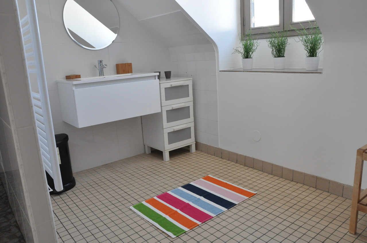 La 2d salle de bain