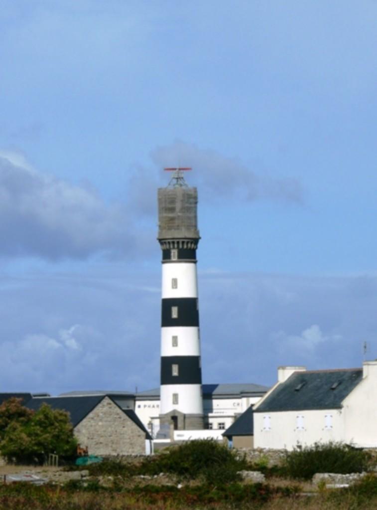 Le phare d'Ouessant