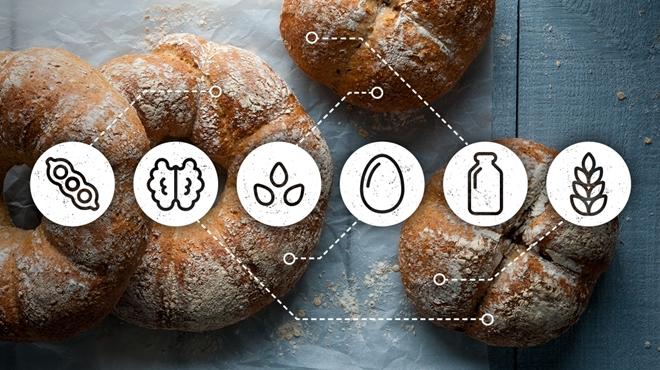 Formation allergènes document unique affichage vrac emballé vente vendeuse snacking boulangerie pâtisserie Mets Conseils