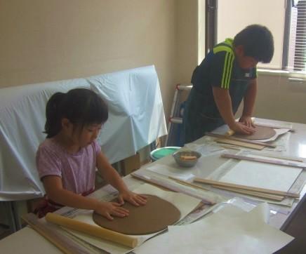 本日の特別講師は一洋窯の中畑先生とさくら窯の松下先生をお招きしました。