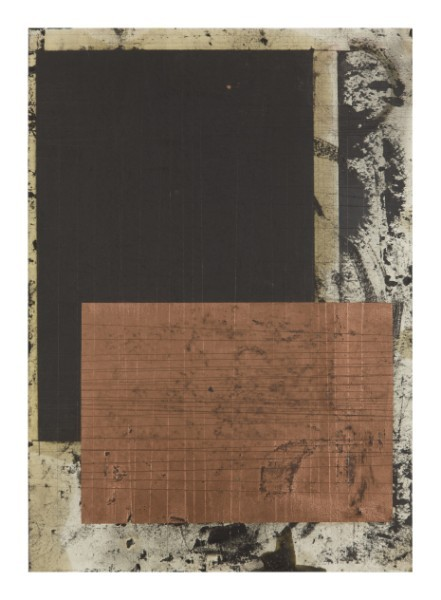 2009,mixed media on paper, 42x29.7