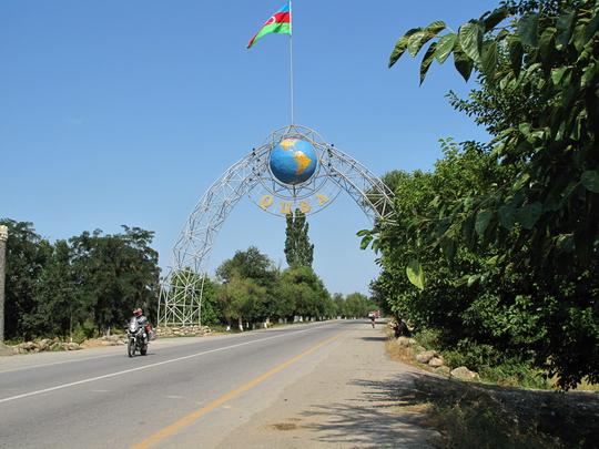 Gewitter in Quba