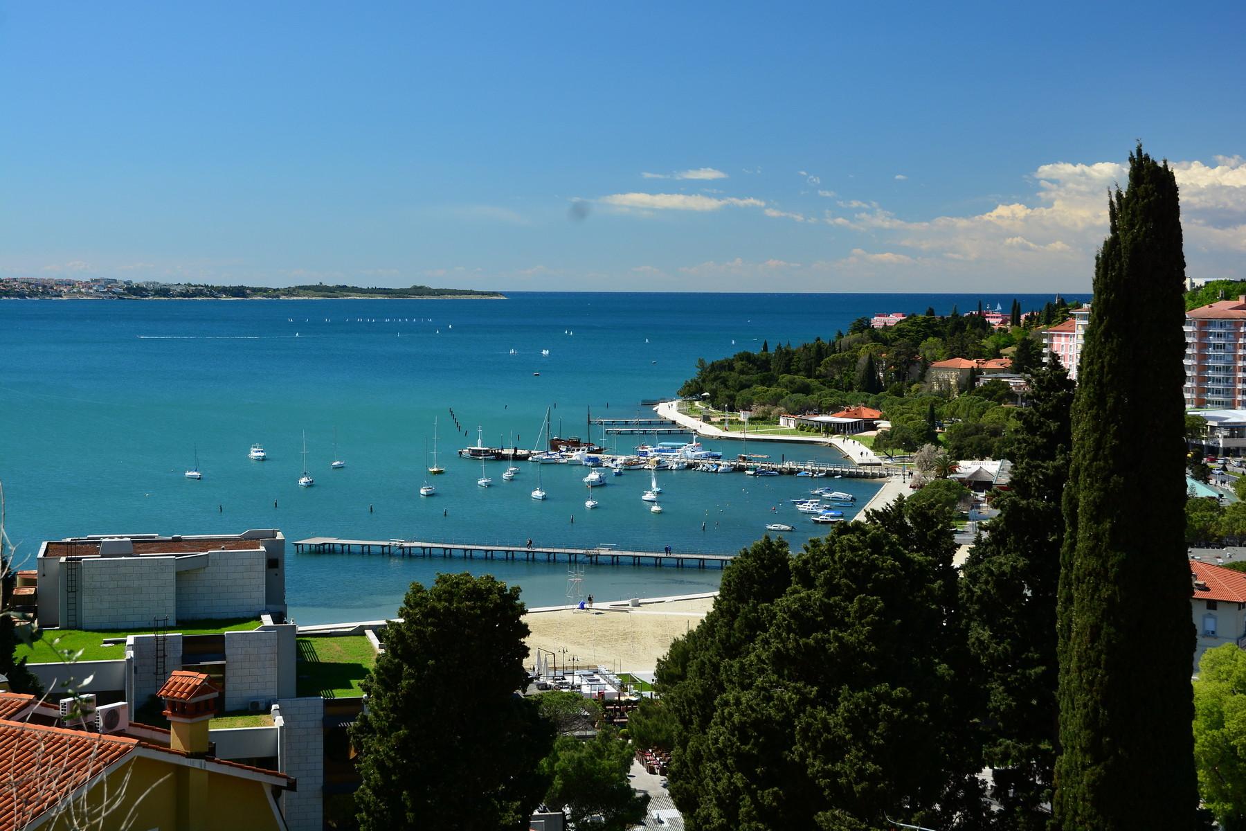 Endlich am Meer - Slowenische Küste