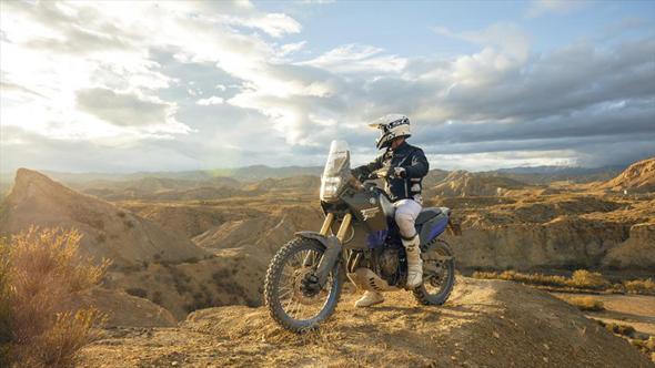 2018 auf Testfahrt und noch ein Prototyp:  Yamahas neue Ténéré 700 World Raid
