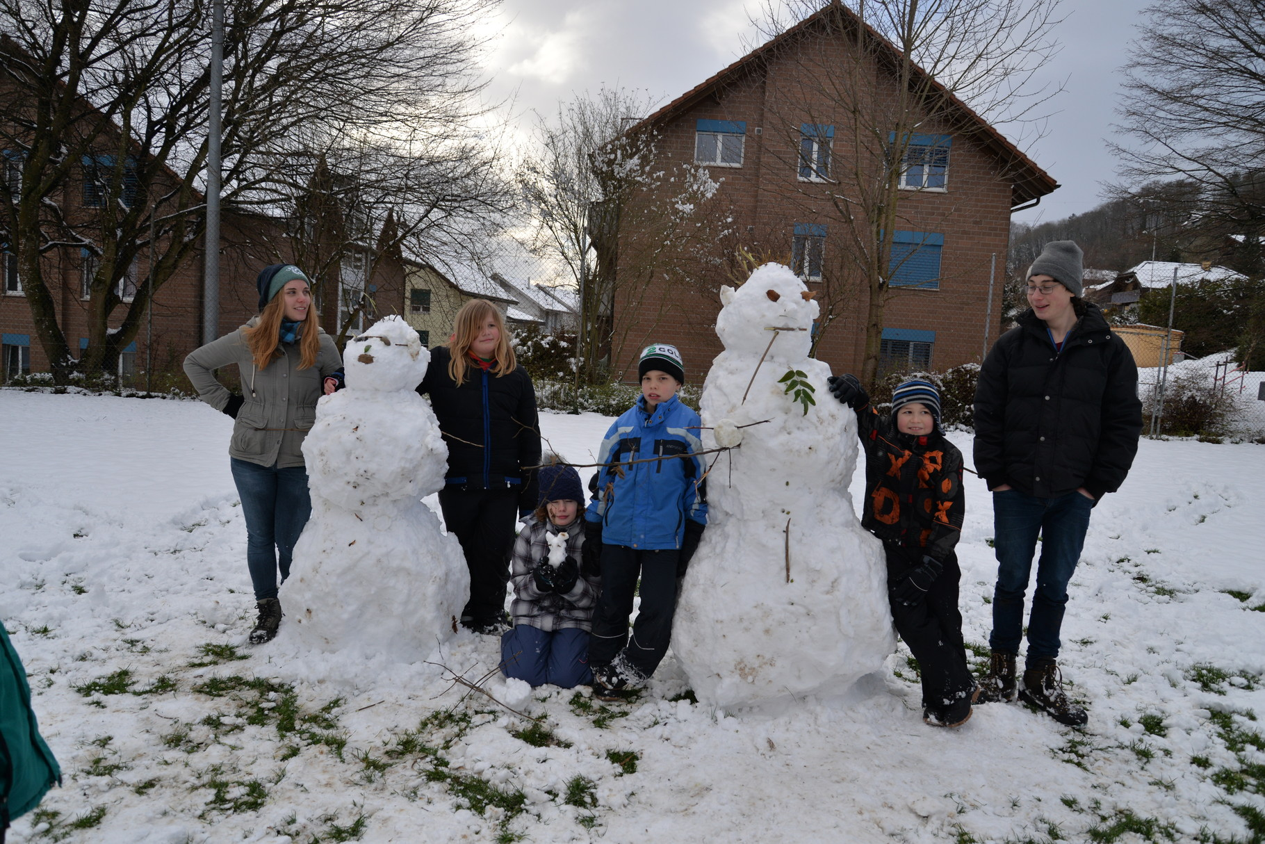 d Sieger fom Schneemaaschönheitswettbewärb..