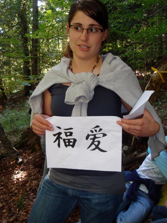 ...Wer chinesisch lesen kann, findet heraus, wohin die Reise als nächstes geht...