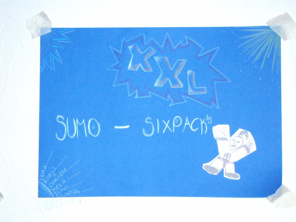Sumo-Sixpacks