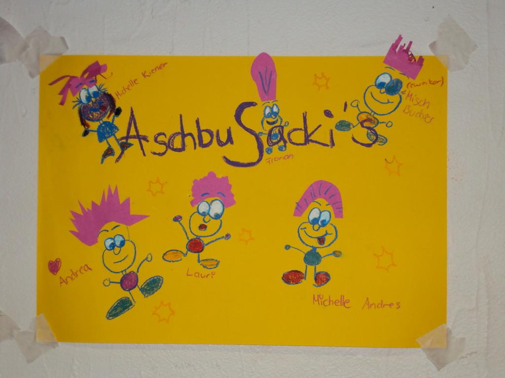 Wochenspielgruppen: Aschbu-Sacki's