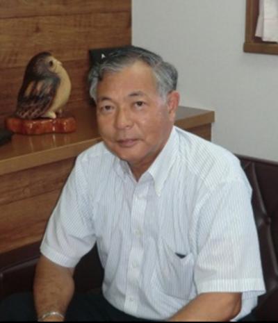 代表取締役社長 小山 征男 氏