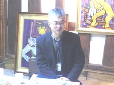 老松地区 地域協働推進員    熊谷 光喜 さん