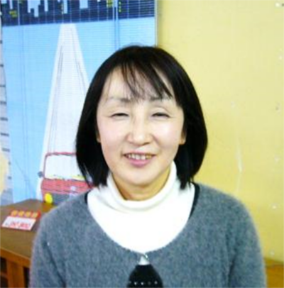 永澤由利さん