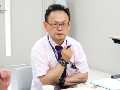 一関市社会福祉協議会 菅原敏さん