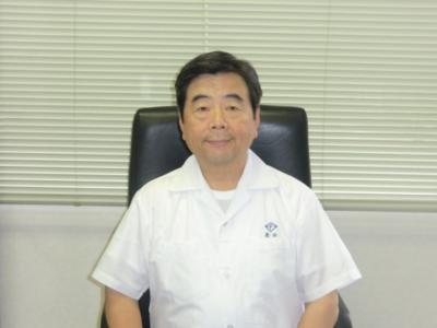 代表取締役 東山工場長  薗田 重昭さん