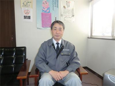 代表取締役 阿部 徳彦さん
