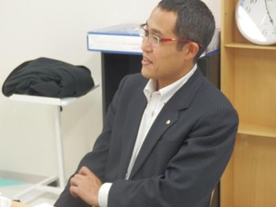 一関糧運 株式会社 代表取締役社長 岩渕 力也 さん