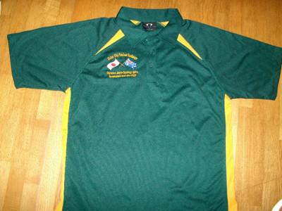 藤沢町・オーストラリア(※旧デュアリンガ町)姉妹都市記念Tシャツ