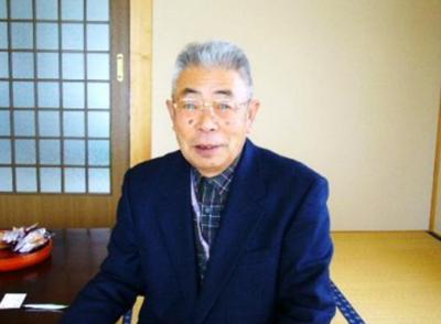 自治会長 区長 岩渕 成男さん