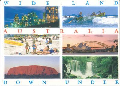 オーストラリアは特有の広大な自然も、シドニーのような賑やかな都市も観光スポット!