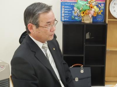株式会社 千厩マランツ 代表取締役社長 及川 宏 さん