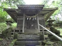 田村麻呂 大武丸 延暦20年 勧請 鹿島神社