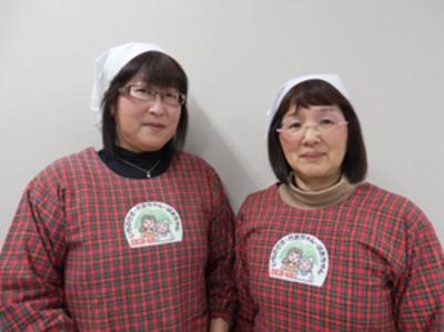 左:谷口里美さん 右:小島久美子さん