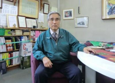 店 長 宍戸 武英さん