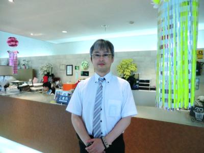 代表取締役 鈴木 泰洋 さん