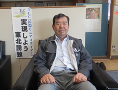 取締役会長 金澤 宏治さん