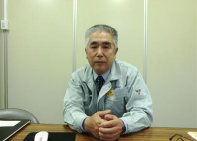 常務取締役 岩手事業所長 菊池 光明さん