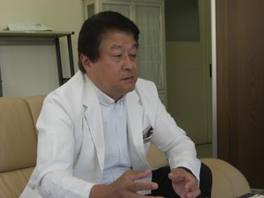 一関市医師会 会長   小野寺 威夫 さん