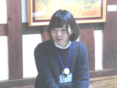 室根地域 地域協働推進員    佐藤 紀子 さん