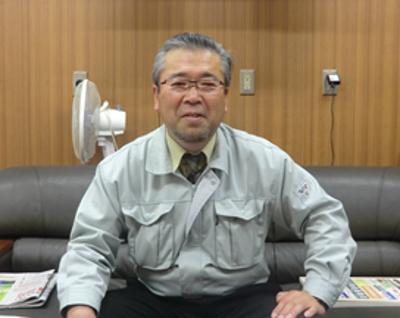 会 長 髙橋 政智さん