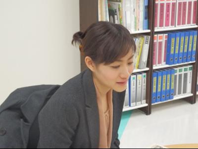 緑のふるさと協力隊 松元 美樹 さん