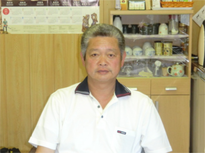 代表取締役社長 及川 豊さん