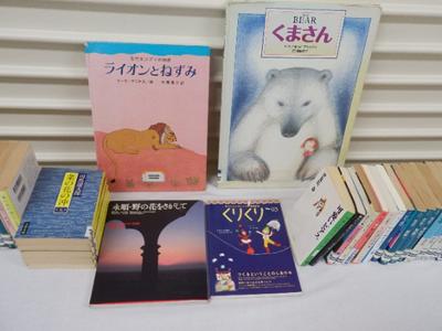 小説から絵本まで、交換に来る人の数だけ新しい分野の本も増えていきます。