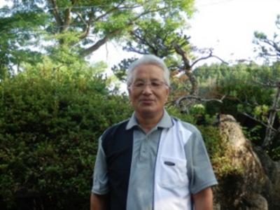 集落公民館長 岩渕 甚吉 さん