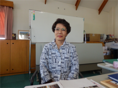 宇津野 利子 さん
