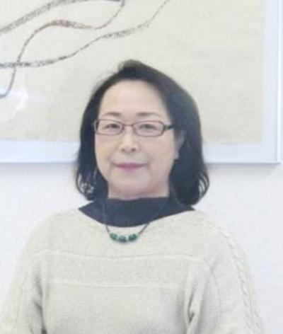 取締役会長 兼 牧場長  橋本 志津 さん