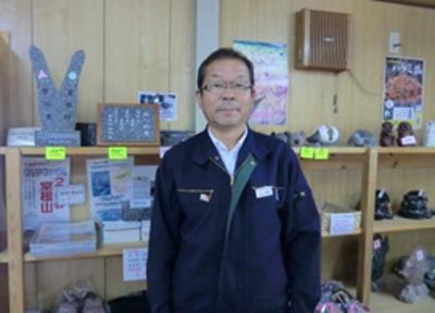 業務部長 小山 安男さん