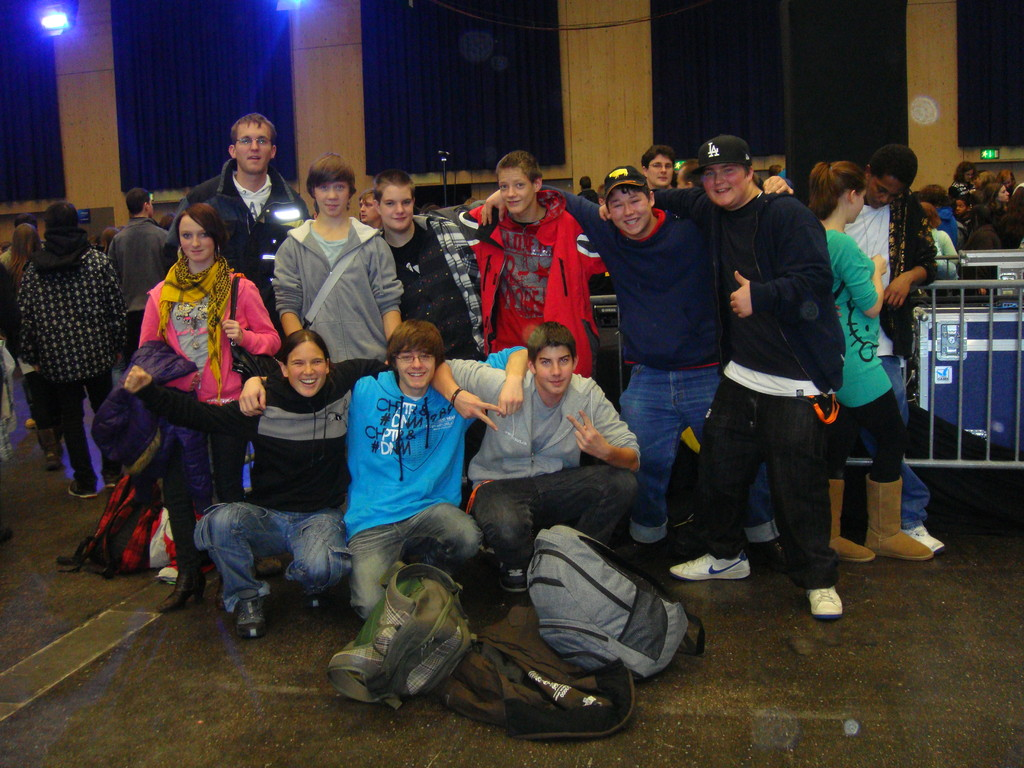 ... auf Wiedersehen Praise Camp 2010