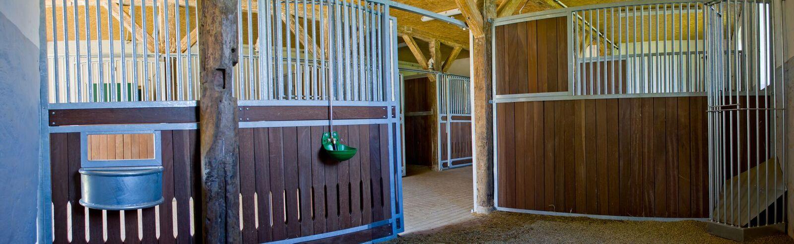 Beispiel - Pferdebox Gut Neuenhagen