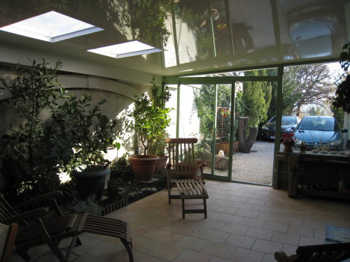 véranda jardin d'hiver
